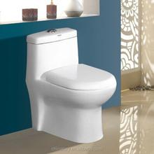Bathroom Sanitary ware one piece ceramic color toilet