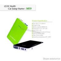 Car Jump Start Power Bank Mobile 12V Charger Kit Power bank car jump start