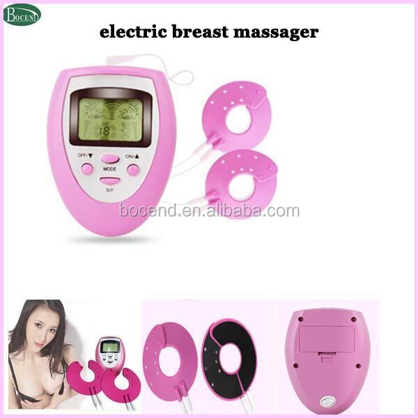 Beauty machine breast massage in beauty center breast