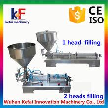 pneumatic big bottle filling machine, 300BPH 5 gallon mineral water filling machine
