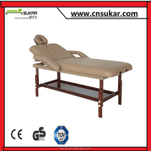Fitness Equipment, No Folded Beauty Bed, Stationary Massage Table