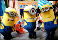 minion costume/professional cartoon character costumes