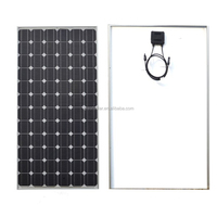 Factory price!! Monocrystalline silicon solar PV module 285W, solar energy system perfect for off-grid and on grid system