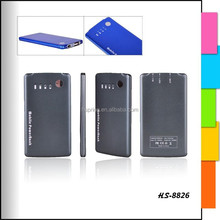 Portable mobile Power Bank for Free Sample Gift Mobile Phone
