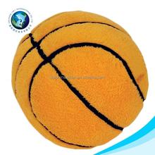 School fashion plush ball toy customized kids toy stuffed soft plush basketball