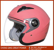 New half face Helmet with ABS Outer Shell