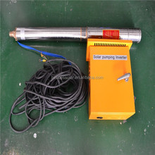 Inverter For Solar Water Submersible Pump Variable Speed Well Pump