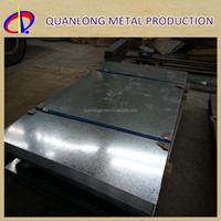 G40 Metal Zinc Iron Galvanized Steel Sheet Specification