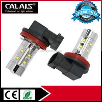 White H11 CR EE XBD 7000K Car LED Fog Light for CAR led mini cooper headlight