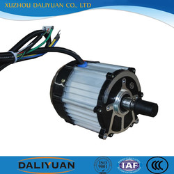 traction dc motor for elevator for tricycle 48v/60v 1000w