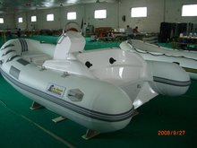 hot!!!(CE) 0.9-1.8mm imported pvc or Hypalon Inflatable boat