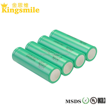 china wholesale Samsung 22F 2200mah li-ion battery 3.7v rechargeable battery 18650