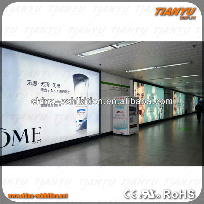 Airport Wall Mounted Advertising Light Box - Buy Airport Wall Mounted Advertising Light Box ...