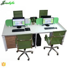 Guangzhou lower price modern office cubicles call center