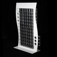 clear acrylic e-juice display case stand display rack display box