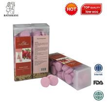 250 g nueva desechables pedicura manicura empapa de material para manicura pedicura sillón spa, fig y granada