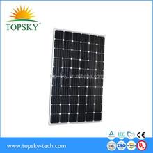 High efficiency 250W Monocrystalline Solar Panels Good Price 250W Mono PV Modules Top Quality 250W Mono Solar Modules