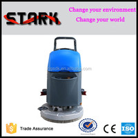 Commercial use marble floor cleaning scrubber machine