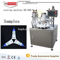 Hair Color Cream Filling And Sealing Machine HX-006