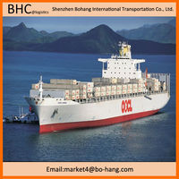 sea freight shipping cost from shanghai-----skype: bhc-shipping001