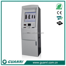 Self payment terminal/touch screen self payment kiosk/all-in-one payment kiosk-GUANRI K04