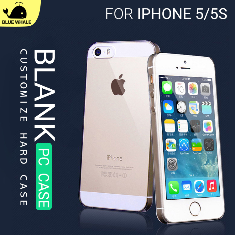 For cheap iphone 5s accessories clear heat dissipation case for iphone