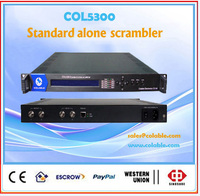 Digital Satellite Cable TV Two Way VHF Radio Frequency Scrambler