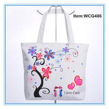 custom printed canvas tote bags,fashion custom tote bags no minimum,canvas expandable file tote bag
