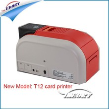 High Performance hot stamping multicolor magnetic card printer T12