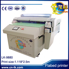 glass door or slide door printer