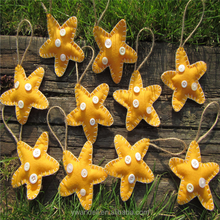Beautiful Christmas Decoration Star For Your Christmas Tree, Door Handles, Table, Walls Or Next To A Name Tag