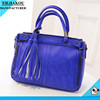 trendy bags for girls woman s bag oem woman bags tassels decoration