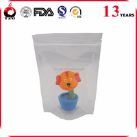 hot seal Transparent Plastic Bags For Cookies