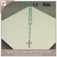 Cheap Wooden Bead Rosary, Rosary Necklace,Catholic Rosary Beads Wall Rosary
