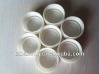 26mm plastic water bottle with cap