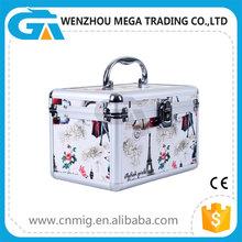 Aluminium Multi-functional Make Up Box Cosmetic Case