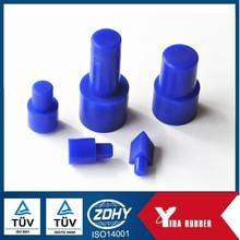 Industrial used Neoprene rubber plug/hole rubber stopper/rubber bung for dust proof