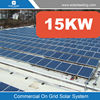 New design 15kw complete solar power system include panel solar kit for Mexico market