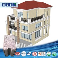 OBON New technology strong and durable chinese prefabricated house