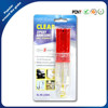 Non-Flammable 25ml Clear Syringe A B Epoxy Glue 5 minutes Quick Set Adhesive