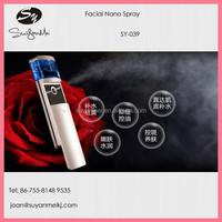 skin moisture facial nano water repellent spray