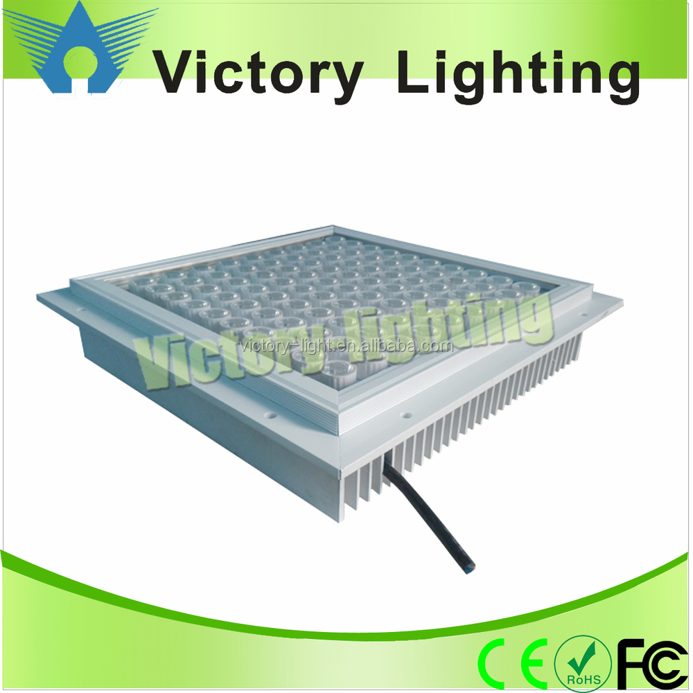 100W ECO Friendly LED Lights for Petrol Station