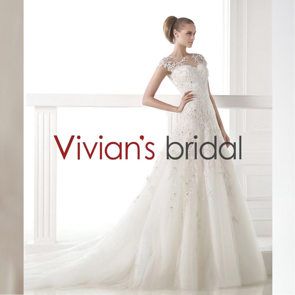 2015 Swarovski Crystal Wedding Dress Cap Sleeve High Neck ...