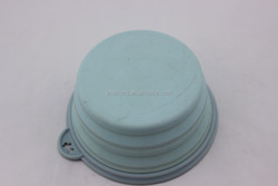 Collapsible Dog Bowl / Silicone Pet Water Bowl