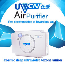Photo plasma pet disinfection air purifier ionizer