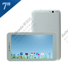 Hot Sale 7 inch Tablet PC 3G Quad core Dual SIM Card dual standby