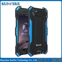 R Just Metal bumper case, mobile phone aluminium case, case for iphone 6 aluminium