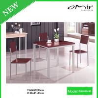 hot sale MDF wooden dining room set DS1010-30