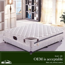 bamboo knitting fabric coconut fiber mattress