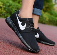 Manufacture , Factory The new 2016 men and women breathable light plus-size network shoes wear casual sport fashion shoes 36--44